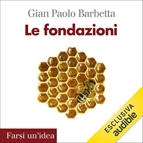 Le fondazioni audiobook cover art