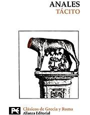 Anales (El Libro De Bolsillo - Bibliotecas Temáticas - Biblioteca De Clásicos De Grecia Y Roma)