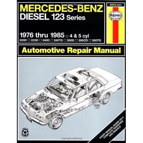 mercedes 190e haynes manual