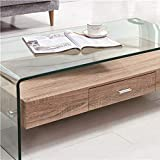 Zoom IMG-2 tavolino tavolo basso rettangolare in