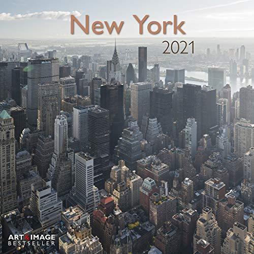 New York 2021 Broschürenkalender
