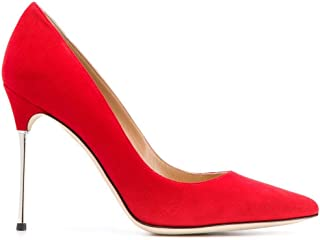 SERGIO ROSSI Luxury Fashion Womens A85362MCAZ016223 Red Pumps | Fall Winter 19