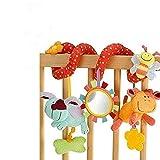 StillCool Bambino Passeggino Giocattoli, Passeggino giocattolo e attività Clip a spirale ...