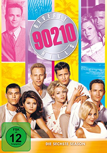 Beverly Hills, 90210 - Die sechste Season [7 DVDs]