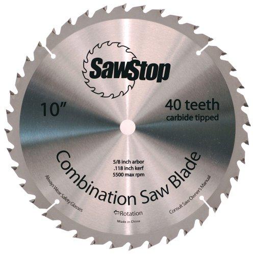 Circular Saw Blade, 40 Teeth, Combination