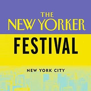 Couverture de The New Yorker Festival