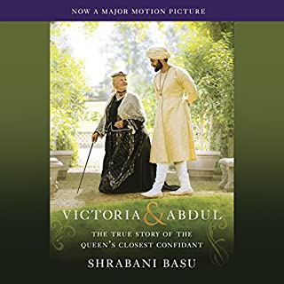 Victoria & Abdul (Movie Tie-in) cover art