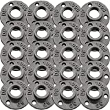 Brooklyn Pipe Flange - 20 Pack 3/4 Inch Floor Flange Cast Iron Pipe Fittings 3/4 Inch Pipe...