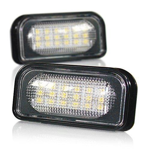 Light-Delux V-030212 Éclairage De Plaque Minéralogique À LED