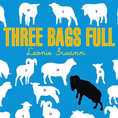Three Bags Full audiobook cover art
