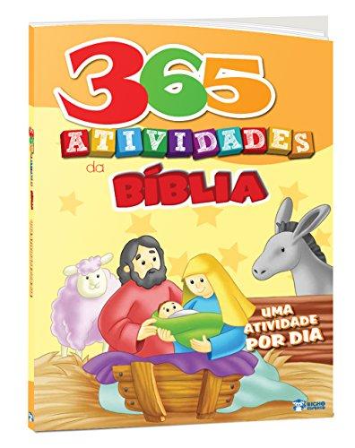 365 Atividades da Bíblia. Uma Atividade por Dia