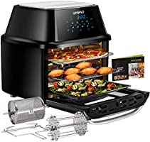 OMMO Air Fryer Oven