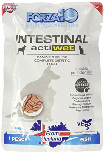 F10 Active Chien & Chat intestinal Fish GR 100 x 12
