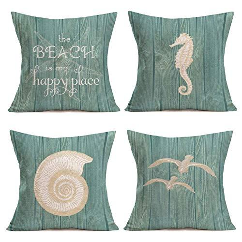 Fundas de almohada inspiradoras palabras con flecha decorativa funda de almohada para el hogar, sofá, funda de almohada (cotización de flecha)