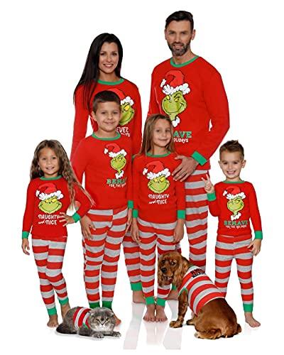 Weiy El Pijama de la Navidad de la...