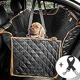 Siivton Lantoo Coprisedile per cani, antiscivolo impermeabile Soft Car Ampio sedile poster...