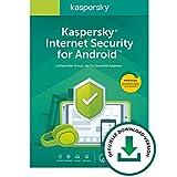 Kaspersky Internet Security für Android 2020 Standard | 1 Gerät | 1 Jahr | Android | Aktivierungscode per Email