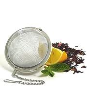 كرة الشاي الشبكية من الفولاذ المقاوم للصدأ من نوربرو 1 EA 5504