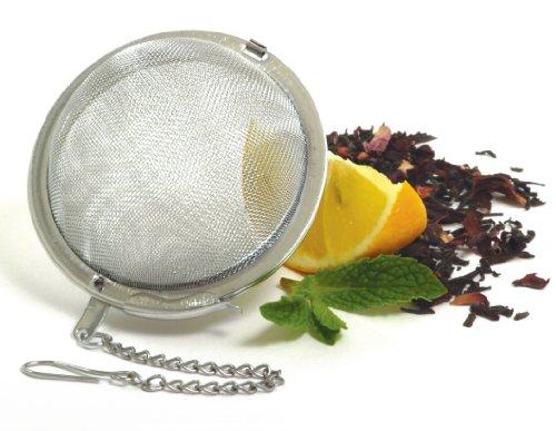 Norpro en Maille Boule à thé, Blanc