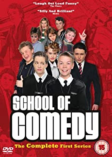 School Of Comedy - The Complete First Series