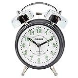 Despertador Casio Tq-362-1bf Alarma-Repetcion-Luz