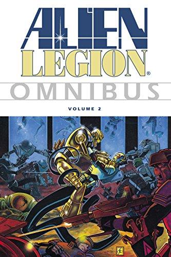 Alien Legion Omnibus Volume 2 (English Edition)