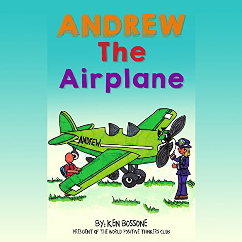 Andrew the Airplane audiobook cover art