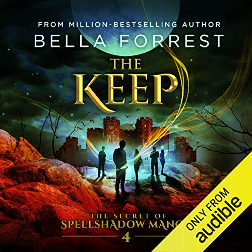 The Secret of Spellshadow Manor 4: The Keep cover art