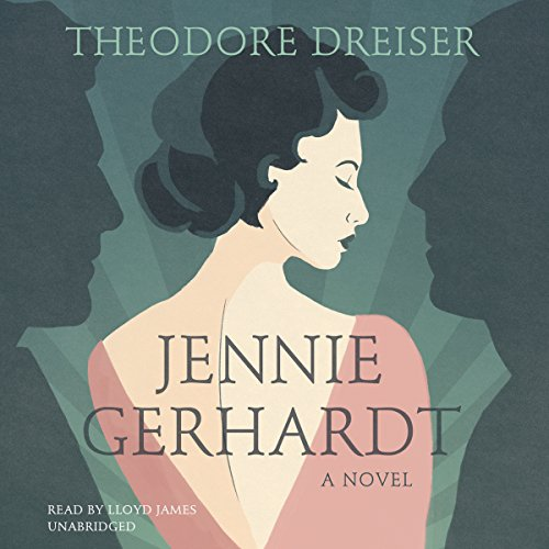 Jennie Gerhardt audiobook cover art