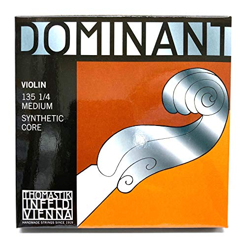 Dominant Strings 135 - Set corde per violino 1/4