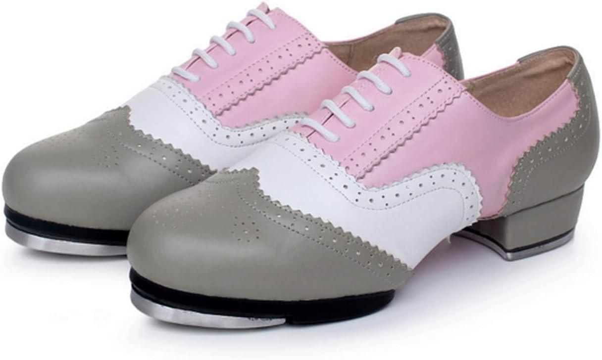 WENDYWU Dance Women's Professional Tap Shoe