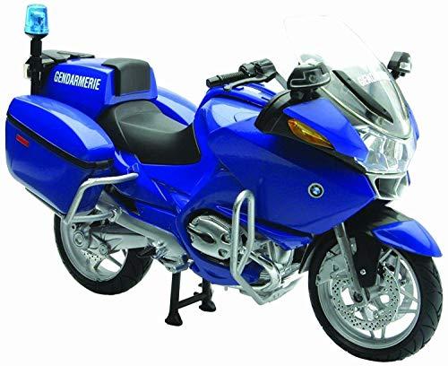 New Ray - 67643 - Véhicule Miniature - Moto Bmw R 1200 Gendarmerie - Echelle 1/18