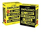 Simplísimo doble. Los libros de cocina + fáciles del mundo (Larousse - Libros Ilustrados/ Prácticos - Gastronomía)
