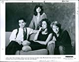 Vintage Photos 1992 Photo Actor Peter Gallagher Andie Macdowell Sex, Lies, and Videotape 8X10