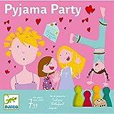DJECO Aktionspiele und Reflexionsspiele, Pyjama Party, Mehrfarbig, 15
