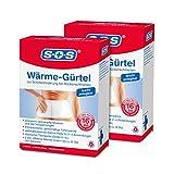 SOS Wärme-Gürtel, zur Schmerzlinderung bei...