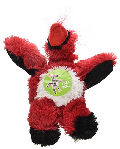 KONG Wild Knots Cardinal Dog Toy Small/Medium