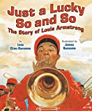 Children's Books About Legendary Black Musicians: Just A Lucky So And So