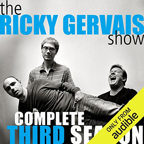 Ricky Gervais Show: The Complete Third Season cover art