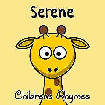 #16 Serene Childrens Rhymes