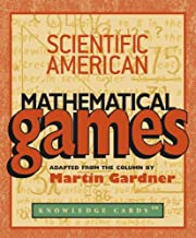 Scientific American: Mathematical Games Knowledge Cards Deck