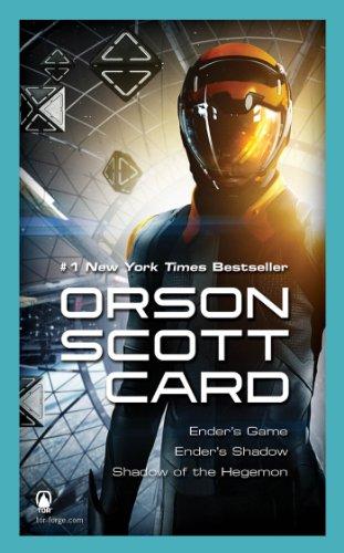 Ender's Game Boxed Set I: Ender's Game, Ender's Shadow, Shadow of the Hegemon (The Ender Quintet)