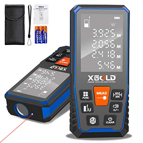 Medidor Laser  marca XGOLD