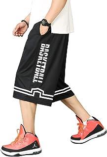 Cartoden 袴パンツ メンズ バスケットボール バスパン ゆったり ハーフパンツ バギーパンツ ヒップホップ 大きいサイズ 通気性 D-20594