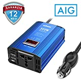 GIANDEL 300W Invertitore di Potenza Convertitore da 12V a 220V 230V con 2 Porte USB, Power Inverter...