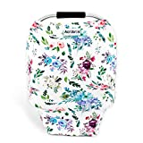 Best Nursing Covers - Baby-Car-Seat-Covers-ACRABROS Multifunctional Infant Car Seat Canopy,Nursing Cover Breastfeeding Review