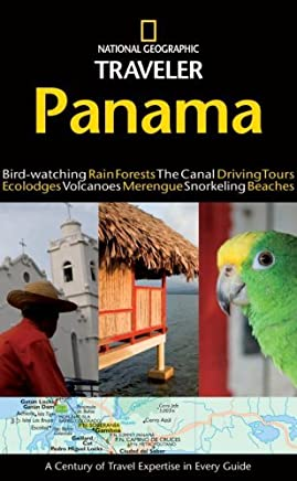 National Geographic Traveler: Panama by Christopher Baker (October 16,2007)