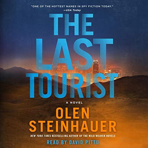 The Last Tourist audiobook cover art