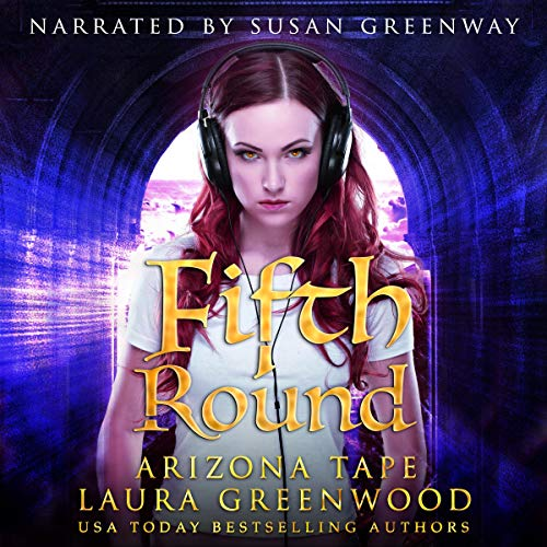 Fifth Round Laura Greenwood Arizona Tape Renegade Dragons paranormal rom com reverse harem dragon shifters