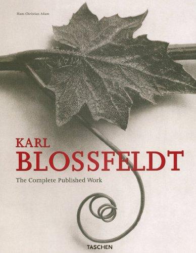 Blossfeldt: 25 Jahre TASCHEN: The Complete Published Work (Taschen 25th Anniversary)